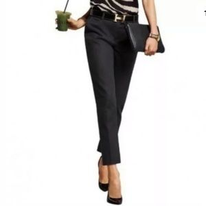 Cabi Go To Ankle Trouser Pants Size 4 Siolid Black